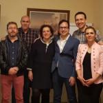 Foto de familia de la Asamblea de la Asociación de Profesionales de la Gestión Cultural (ARTEC) del 20 de abril de 2018