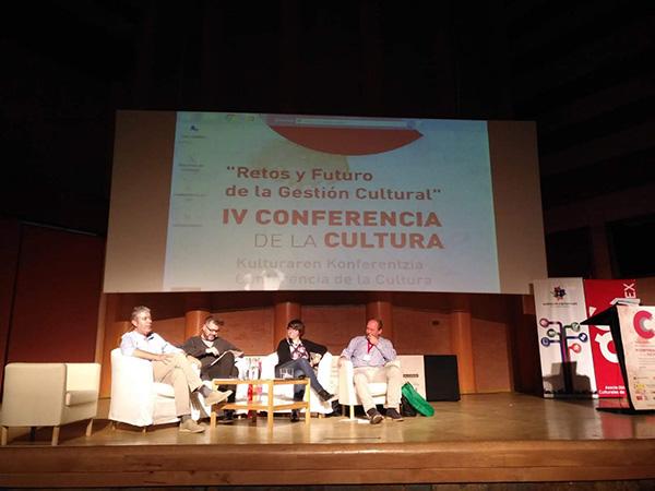 IV Conferencia Estatal de la Cultura