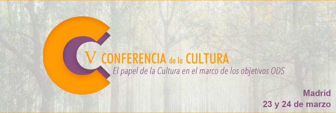V Conferencia Estatal de la Cultura